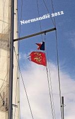 normandische-vlag-in-het-want