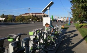 Bike share systeem Salt Lake City